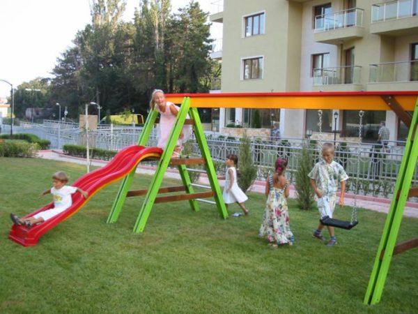 παιδική χαρά