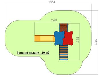 Πολυσύνθετο Ξύλινο M04