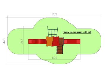 Πολυσύνθετο Ξύλινο D04-2
