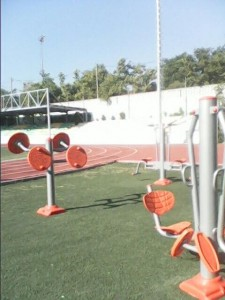 Read more about the article Δημιουργία πάρκου εκγύμνασης στην Θεσσαλονίκη