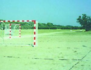 Beach Handball Εστία