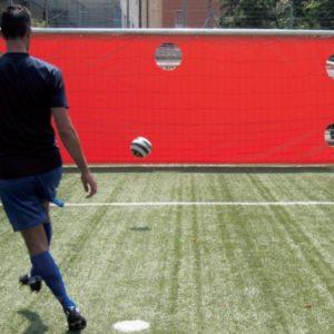 PVC πανό για γκολ