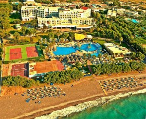 Read more about the article Αθλητικές εγκαταστάσεις στο ξενοδοχείο Doretta στην Ρόδο