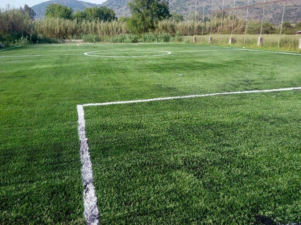 Νέο γήπεδο 5Χ5 στην Πέτρα Φιλιππιάδας