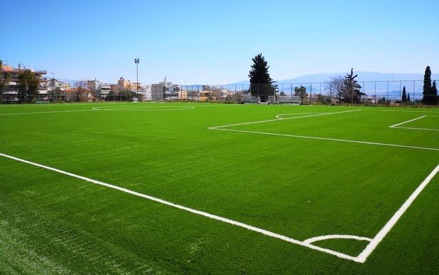 Προμήθεια και τοποθέτηση συνθετικού χλοοτάπητα στο Δημοτικό Γήπεδο Χαϊδαρίου «Τάκης Χαραλαμπίδης»