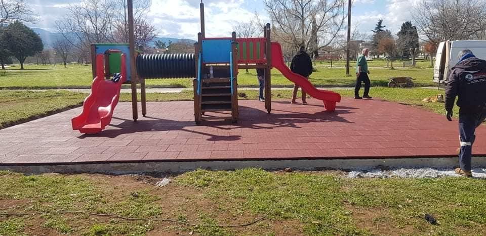 Read more about the article Κατασκευή 13 πιστοποιημένων παιδικών χαρών στον Αλμυρό Μαγνησίας