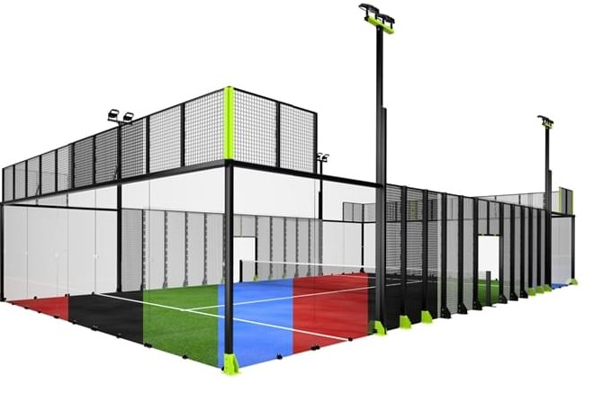 Read more about the article Φυλλάδιο Padel – Project City