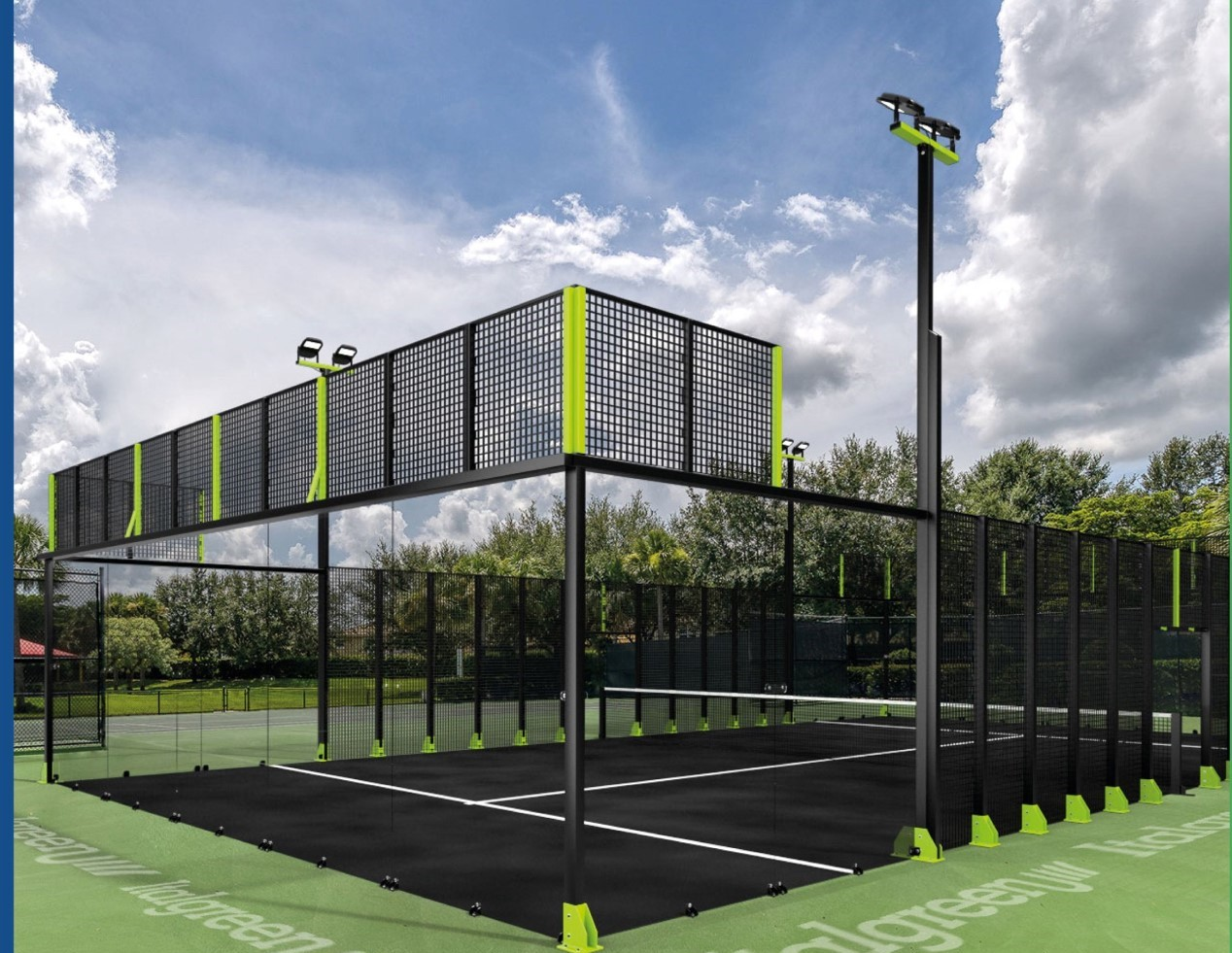 Read more about the article Γήπεδο Padel