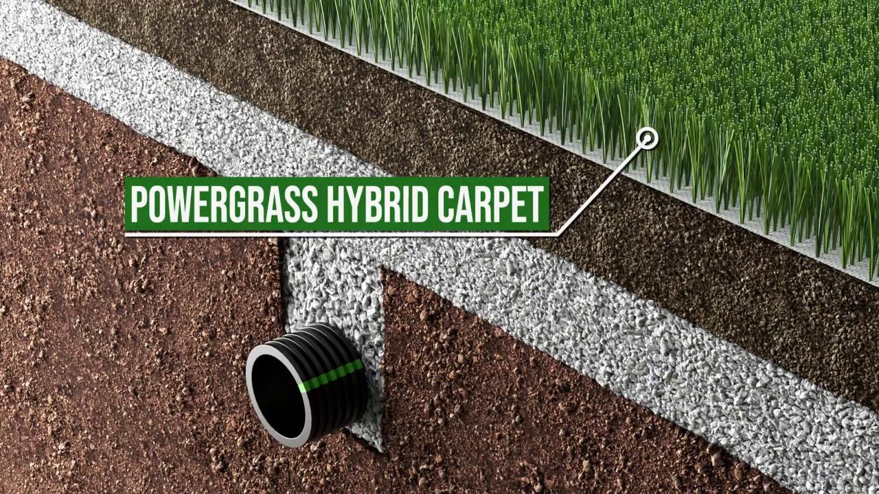 Read more about the article Αυτός είναι ο υβριδικός χλοοτάπητας της Power Grass (Vid)