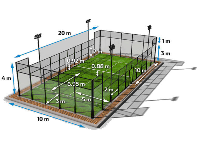 Read more about the article Τι είναι το Padel